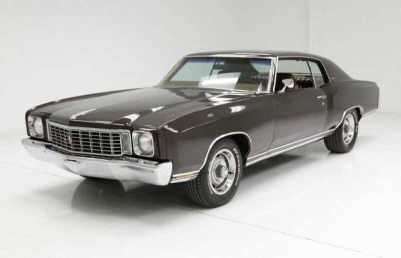 Chevrolet Monte Carlo Classics for Sale - Classics on Autotrader