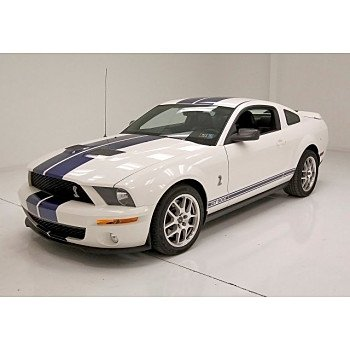 2007 Ford Mustang Shelby GT500 Coupe for sale 101088767