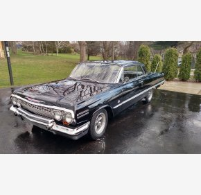 1963 Chevrolet Impala SS for sale 101088784