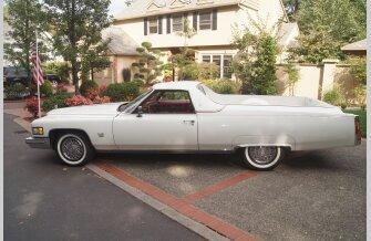 1976 Cadillac De Ville Coupe for sale 101088791