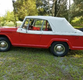 1967 Jeep Jeepster for sale 101089258