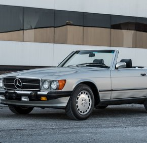 1989 Mercedes-Benz 560SL for sale 101089274