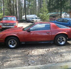 1988 Chevrolet Camaro Coupe for sale 101089287