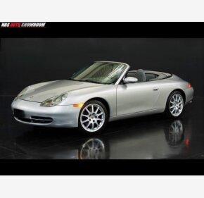 2000 Porsche 911 Cabriolet for sale 101089316
