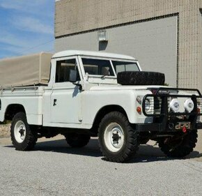1972 Land Rover Series III for sale 101089543
