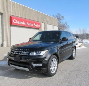 2014 Land Rover Range Rover Sport for sale 101089545