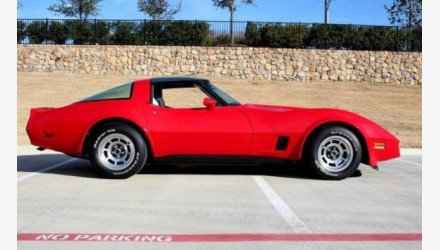 1981 Chevrolet Corvette for sale 101089596