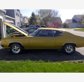 1970 Chevrolet Chevelle SS for sale 101089705