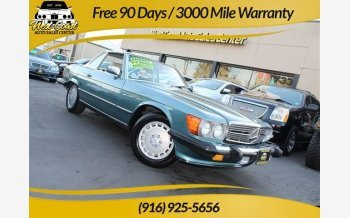 1988 Mercedes-Benz 560SL for sale 101090009