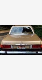 1983 Mercedes-Benz 380SL for sale 101090032