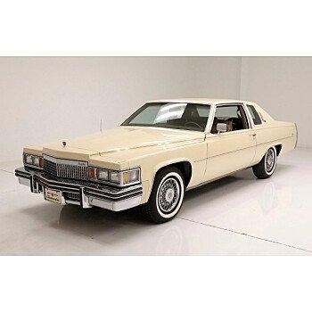 1979 Cadillac De Ville for sale 101090185