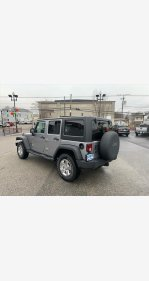 2017 Jeep Wrangler 4WD Unlimited Sport for sale 101090254