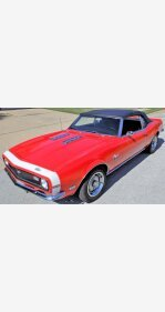 1968 Chevrolet Camaro SS Convertible for sale 101090395