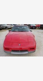 1985 Pontiac Fiero GT for sale 101090712