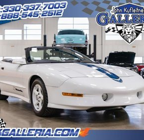 1994 Pontiac Firebird Convertible for sale 101090716