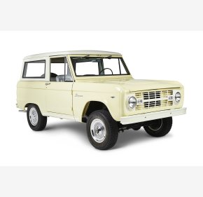 1966 Ford Bronco for sale 101090836