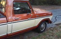 1979 Ford F100 2WD Regular Cab for sale 101090846