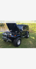 1991 Jeep Wrangler 4WD Sport for sale 101090847