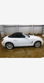 2006 Chrysler Crossfire Limited Convertible for sale 101090923