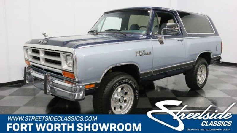 Dodge Ramcharger Classics For Sale Classics On Autotrader
