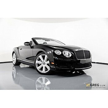 2013 Bentley Continental GT V8 Convertible for sale 101091132