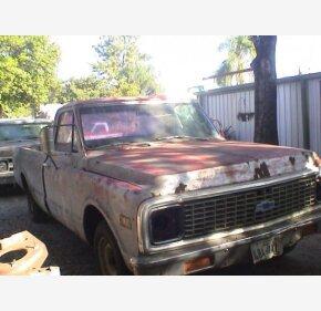 1972 Chevrolet C/K Truck for sale 101091145