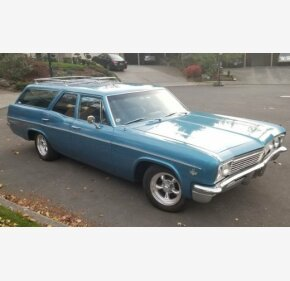 1966 Chevrolet Bel Air for sale 101091195
