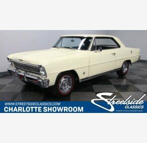 1966 Chevrolet Nova for sale 101091205