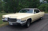 1970 Cadillac De Ville for sale 101091240