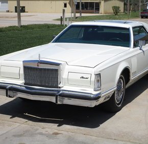 1978 Lincoln Mark V for sale 101091250