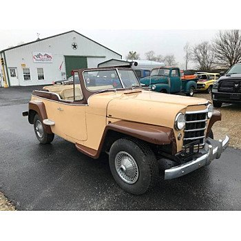 1950 Willys Jeepster for sale 101091345