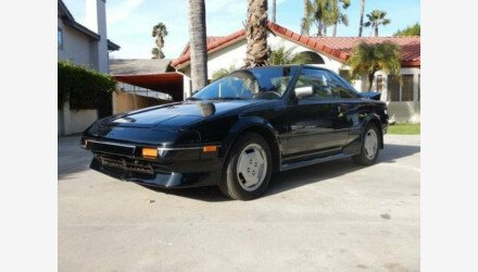 1987 Toyota MR2 for sale 101091618