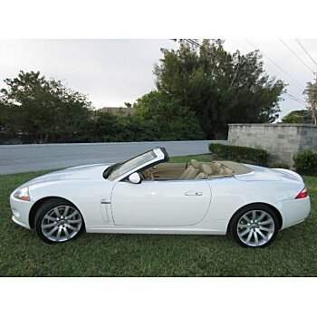 2007 Jaguar XK Convertible for sale 101091676