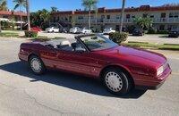 1993 Cadillac Allante for sale 101091710