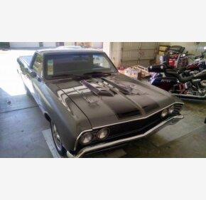 1967 Chevrolet El Camino for sale 101091746