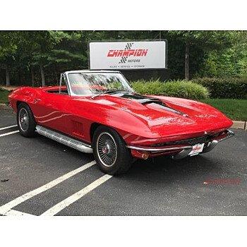 1967 Chevrolet Corvette for sale 101092140