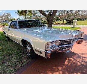 1970 Cadillac Eldorado for sale 101092176