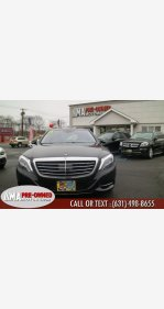 2015 Mercedes-Benz S550 4MATIC Sedan for sale 101092446
