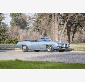 1969 Pontiac Firebird Convertible for sale 101092499