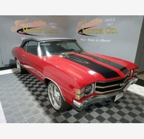 1971 Chevrolet Chevelle for sale 101092527