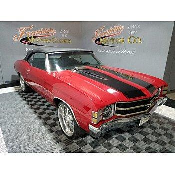 1971 Chevrolet Chevelle for sale 101092527