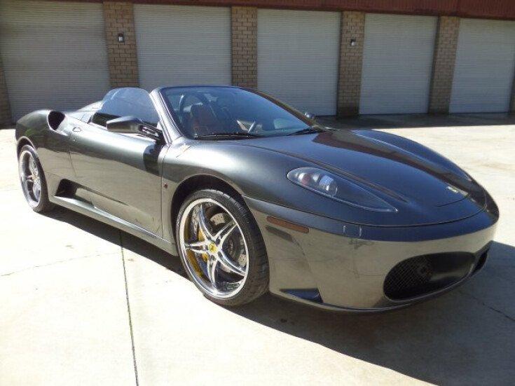 2007 Ferrari F430 Spider For Sale Near Laguna Beach California