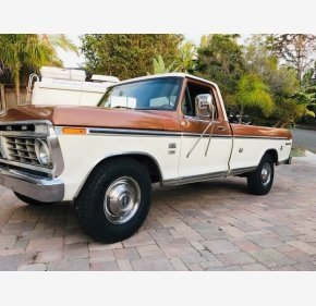 1972 Ford F250 for sale 101092764