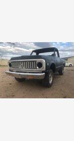 1972 Chevrolet C/K Truck for sale 101092769
