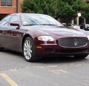 2005 Maserati Quattroporte for sale 101092814