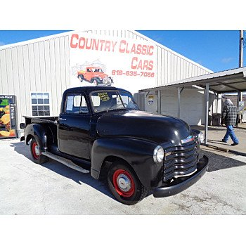 1952 Chevrolet 3100 for sale 101093054