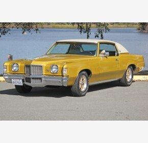 1972 Pontiac Grand Prix for sale 101093066