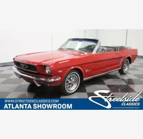 1966 Ford Mustang for sale 101093194