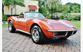1970 Chevrolet Corvette for sale 101093224