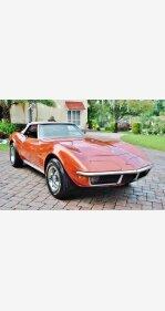 1970 Chevrolet Corvette for sale 101093224